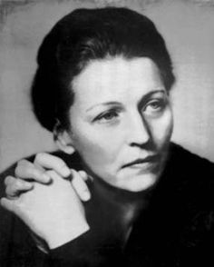 Pearl Buck, author