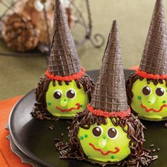 Treats I'm gonna do w/ my kids for holloween :)