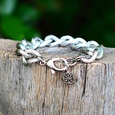 Shelle Link Chain Silver – Rustic Cuff
