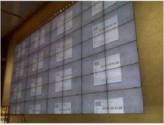 X461UN Massive 8x7 Video Wall Corporate Lobby Video Wall 2 by Multi-Monitors.com, via Flickr