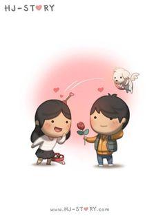 Resultado de imagen para hj-story el amor es