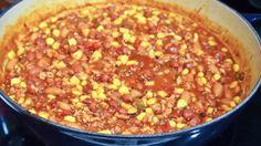 Quick and Easy Super Bowl Chili Recipe