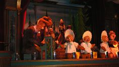 Country Bear Jamboree in Frontierland at the Magic Kingdom via Flickr | Pinned by Mousefan in a Minivan | #disney #wdw #disneyworld #magickingdom #parks #countrybears #frontierland #attraction #ride #photography #florida #orlando #vacation #travel