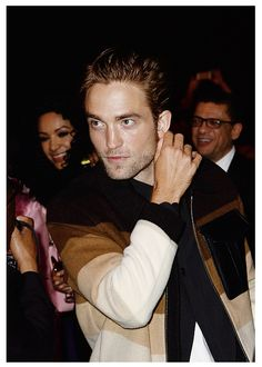 Robert Pattinson @ the MOBO Awards (November, 4)