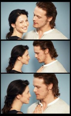 Sam and Caitriona, so great together!