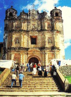 Church, San Cristobal de las Casas, Chiapas, Mexico