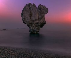 The Rock, Preveli Beach, Crete, Greece by Georgette Aleiferi It took 459 painful steps to descend in order to catch the last light of day on this beautiful beach in on the wonderful island of Crete in Greece ... https://f11news.com/27/07/2017/the-rock-preveli-beach-crete-greece-by-georgette-aleiferi
