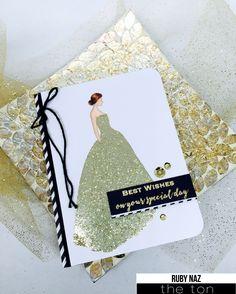 Haute Wedding Dress 2   best wishes by Ruby Naz