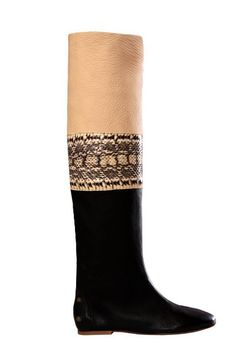 Judari high water snake boots