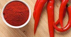 Cayenne contains an organic compound known as capsaicin, which is commonly found in medications or ointment to treat pain in the muscles or joints.