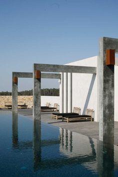 Areias do Seixo Charm Hotel & Residences By Vasco Vieira Architect – spa 02   Designalmic