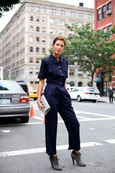 On the Street…..Hudson St., NYC « The Sartorialist