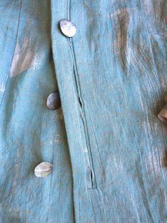 Diane Ericson Design = buttonholes idea