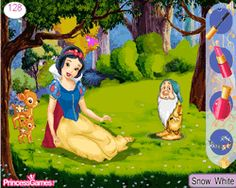 Dress princess Snow White from Disney up. She has her usual clothes in her Disney movie, but there are more casual clothes to choose from. New Princess Snow White Games For Girls and For Kids will be added daily and it is free to play Disney Up, Disney Movies, Snow White Games, Snow White Dress Up, Line Game, Games For Girls, Dresses, Disney Films, Vestidos