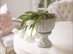 Coronado Stone Planter ($30)  Pedestal available separately.