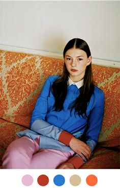 ANNA JACKSON in DAZED & CONFUSED by LETTY SCHMITERLOW layout by color collective