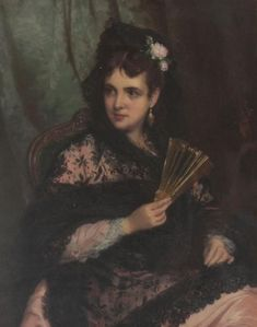 A Spanish Beauty (William Oliver)