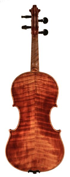 A gorgeous example of an American made violin! Made in Detroit, Michigan in 1924, meticulously restored. One of our Violinist's favorite instruments - her violin felt jealous of how much she liked thi