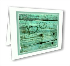 Printable card  fine art BE distressed wood by NewCreatioNZ, $3.00