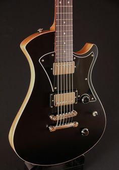 Springer Guitars Halfbreed Special