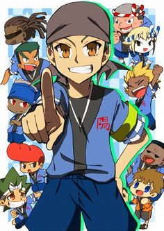 View full-size (1100x1555 1,488 kB.) Inazuma Eleven Go, Image Boards, Have Fun, Stone, Gallery, Anime, Fictional Characters, Art, Drawings