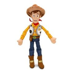 Disney and Pixar Toy Story 9 Inch Plush Figure Woody ** Visit the image link more details. (This is an affiliate link) Disney Store Toys, Disney Toys, Disney Pixar, Frozen Disney, Buzz And Jessie, Plush Dolls, Doll Toys, Toy Story Plush, Bean Bag Toys
