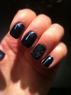 caviar pearl nails Crackle Nails, Bundle Monster, Pearl Nails, Hot Nails, Acrylic Nail Art, Opi, Sephora, Swatch, Manicure