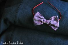 Diadema Lupe de Inesloveskids.com Blog, Accessories, Fashion, Head Bands, Moda, Fashion Styles, Blogging, Fashion Illustrations, Jewelry Accessories