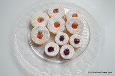 Fursecuri fragede cu unt 3 2 1 | Savori Urbane Unt, Doughnut, Cookie Recipes, Biscuits, Gluten, Cookies, Sweet, Desserts, Food