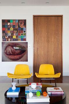 Ponto e linho andrea asdourian decoracao apartamento 24