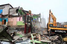 Thor nyasar shooting sampai Kalijodo.