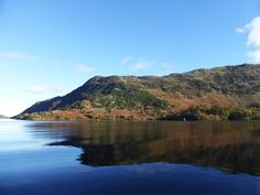 Ullswater, The Lake District, Cumbria - November 2013