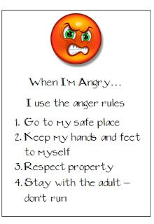 Ideas for helping kids calm down.
