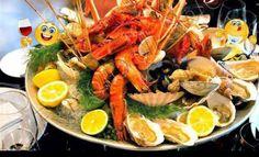 Bontà di frutti di mare