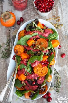 9 Vegan Salads for When You Want to Feel Healthy AF - ChooseVeg.com