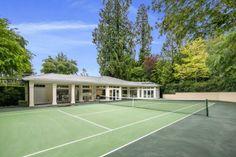 Tennis Court and Sport Pavilion.