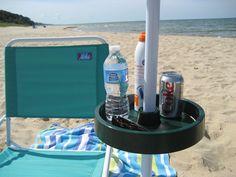 awesome beach table: www.upshelf.com
