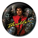 badges MICHAEL JACKSON - thriller