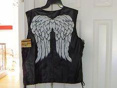 Angel Wings for Walking | THE-WALKING-DEAD-Liscensed-DARYL-DIXON-angel-wing-Vest-halloween ...