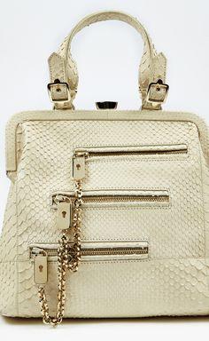 Tod's Cream Handbag | VAUNTE