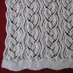 free lace knitting patterns - Google Search