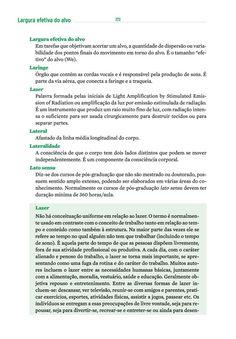 Página 282  Pressione a tecla A para ler o texto da página
