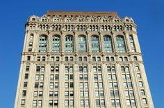 Art Deco Building in Manhattan