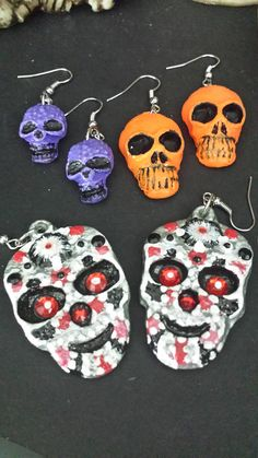 435 best halloween jewelry images on Pinterest  c4a92ae5b5c6