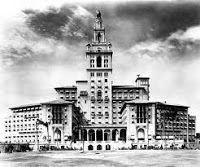 """The Biltmore's Mobster Ghost   The Biltmore Hotel in Coral Gables Florida is one of America's most posh hotels. During the Roaring 20s John Bowman of the Bowman-Biltmore Hotel Corp. along with the founding father of Coral Gables, George Merrick had this hotel built. Their goal was to provide a """"grand"""" resort for the rich and famous.  These two men succeeded because the Biltmore quickly became the place to stay in the 1920s and"""