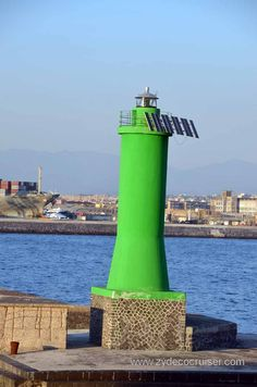 Antemurale Lighthouse Thaon di Revel, Naples