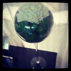 Bouquet de rosas en cristal