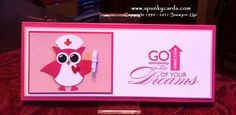 Graduation gift card or money holder for nursing school graduates!