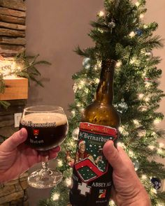 St. Bernardus Christmas Ale #stbernardus @stbernardus #craftbeer #beershots #beerporn #instabeer #drinklocal #drinklocalnow #brewpon #CraftLifestyle Christmas Ale, Craft Beer, Beer Bottle, Brewing, Community, Drinks, Crafts, Drinking, Beverages