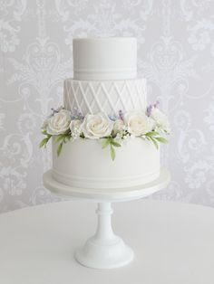 Wedding Cakes London, Surrey and UK | Zoe Clark Cakes